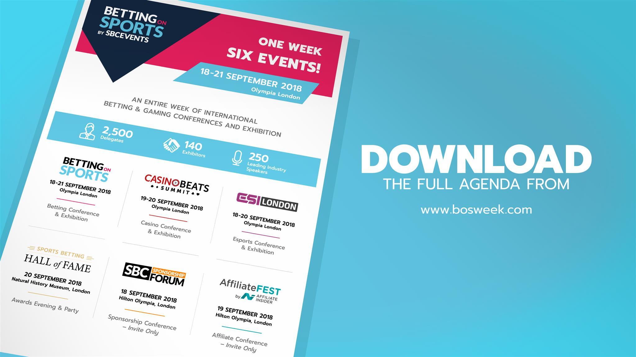 50 CEOs & 120 Directors confirmed to speak at #bosweek