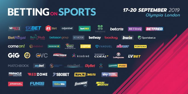 Global operators out in force for 'must-attend' Betting on Sports 2019