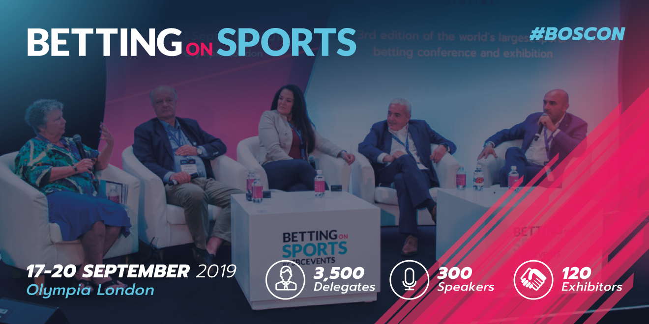 Industry leaders headline Betting on Sports 2019 conference