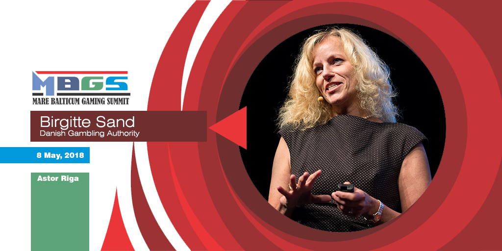 Danish Gambling Market update with Birgitte Sand (Director of the Danish Gambling Authority) at Mare Balticum Gaming Summit 2018