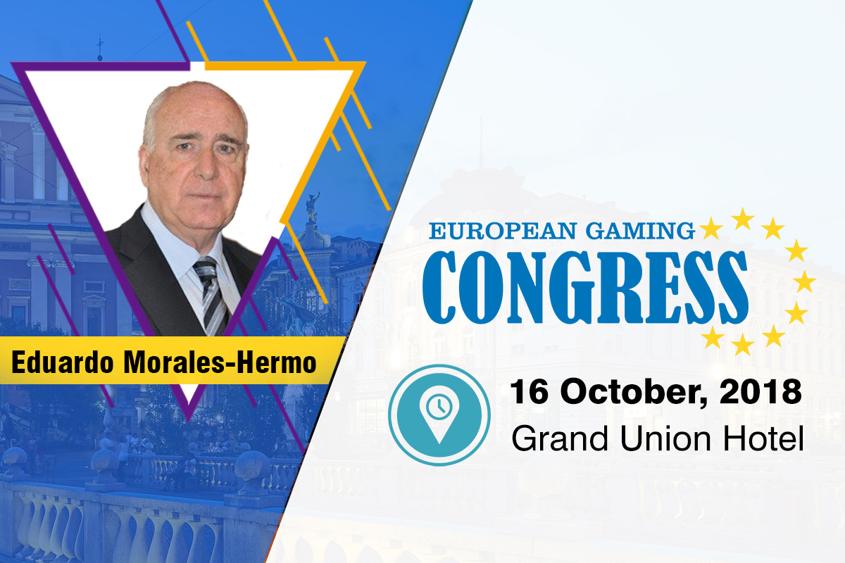 Portuguese Gambling Market Update, presented by Eduardo Morales-Hermo at European Gaming Congress (EGC) 2018