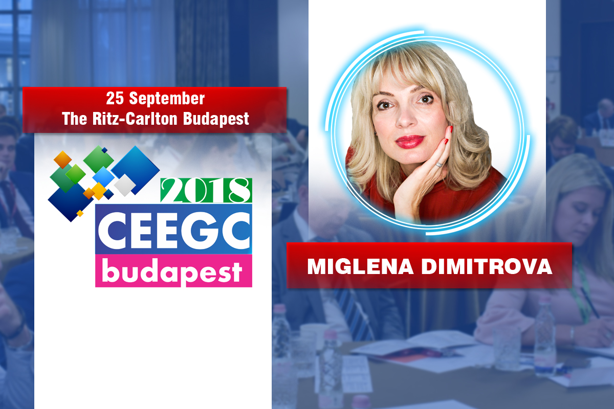 The state of the gambling industry in Bulgaria with Miglena Dimitrova (MDMI Legal) at CEEGC2018 Budapest