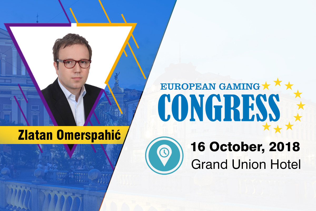 Bosnia and Herzegovina in the focus at European Gaming Congress with Zlatan Omerspahić (NSoft)