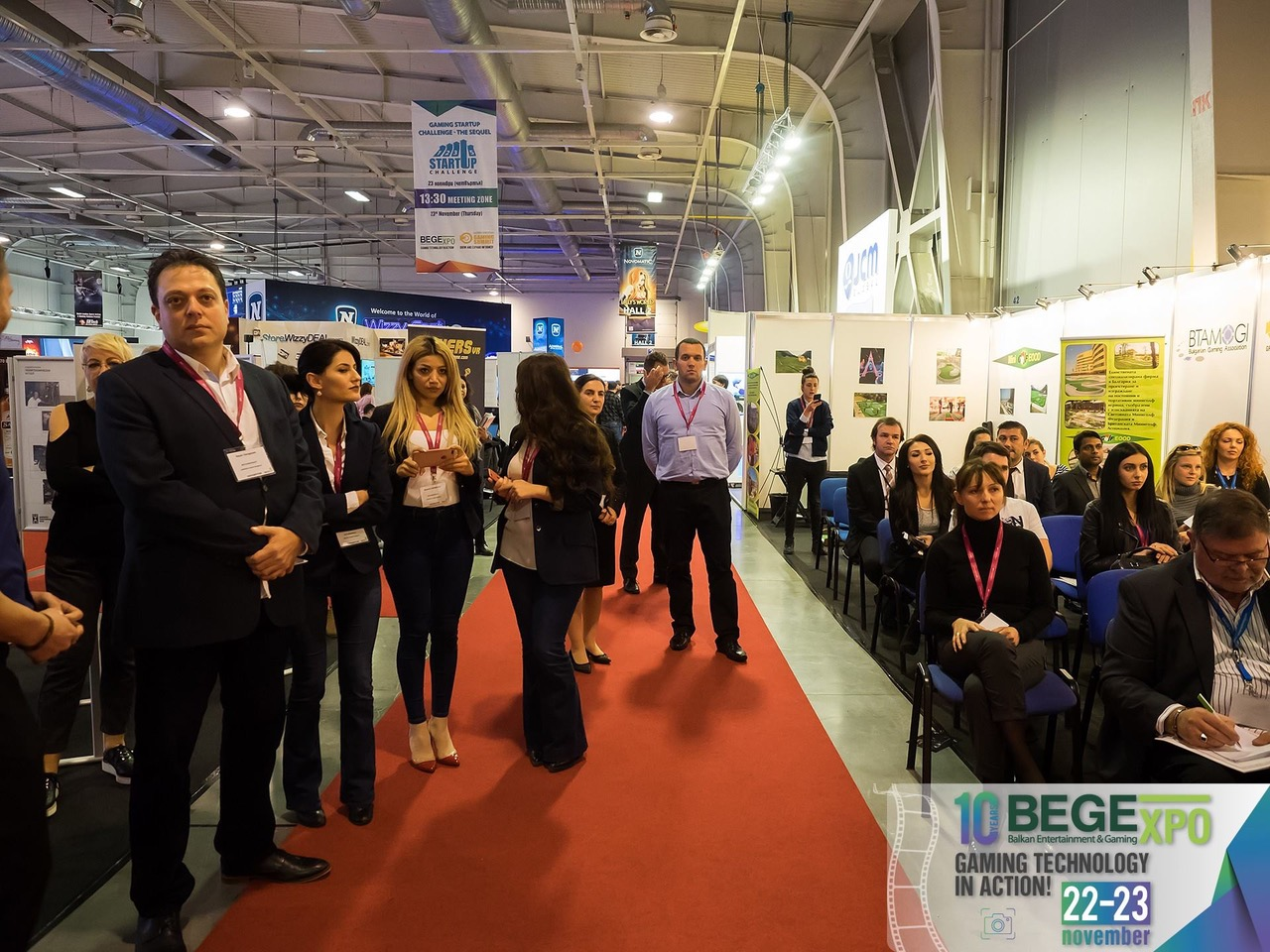 Another look at BEGE Expo 2017