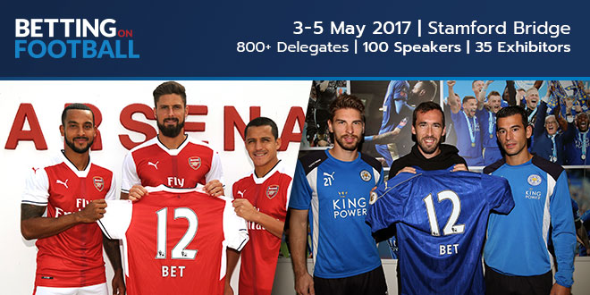 Cele mai bune cluburi de fotbal din Europa vor fi prezente la Londra, la cea de-a patra ediție a conferinței Betting on Football