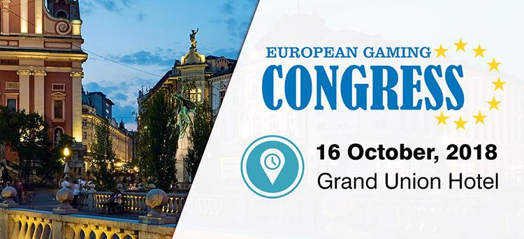 European Gaming Congress începe pe 16 octombrie, la Ljubljana!
