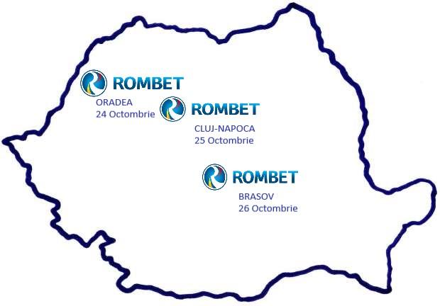 ROMBET lansează o nouă serie de seminarii în țară!