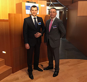 Președintele Rombet a participat la cea de-a treia ediție a EUROMAT Gaming Summit