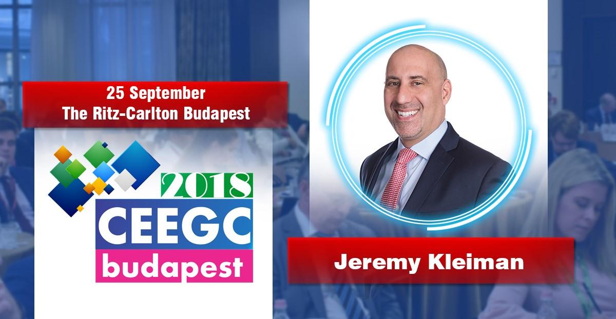 Oportunitățile pieței de jocuri de noroc din SUA: dezbătute la CEEGC 2018 într-un MasterClass special IMGL cu Jeremy Kleiman (Partener la firma de avocatură din New Jersey Saiber LLC)