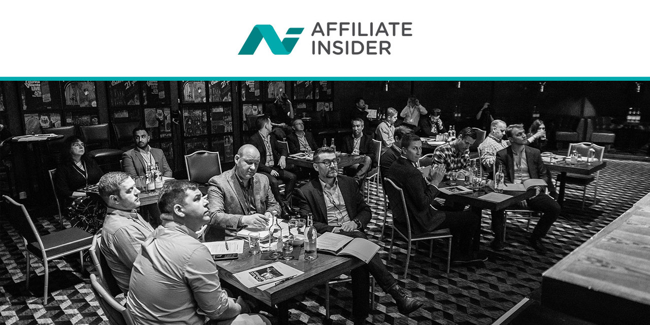 Affiliate Insider debuts niche networking and learning event at Betting on Football