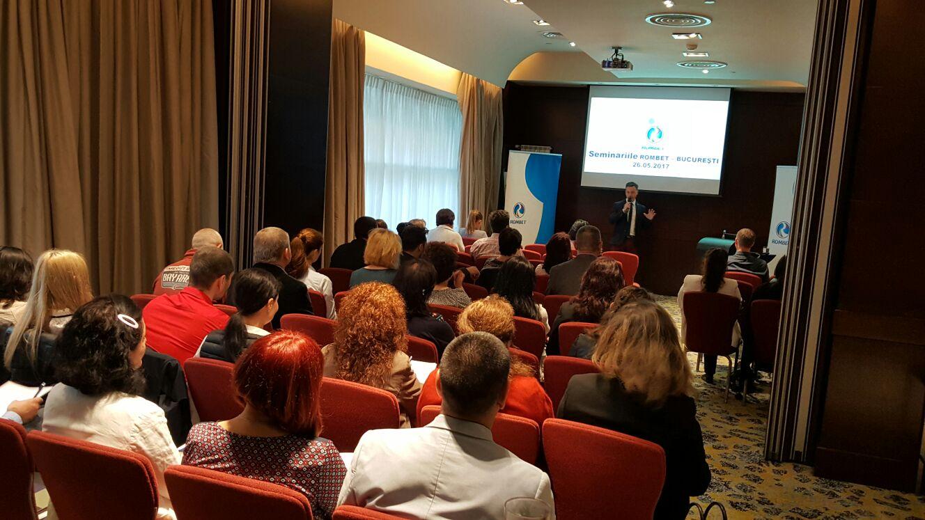 Un nou seminar Rombet va avea loc în iunie, la Timișoara