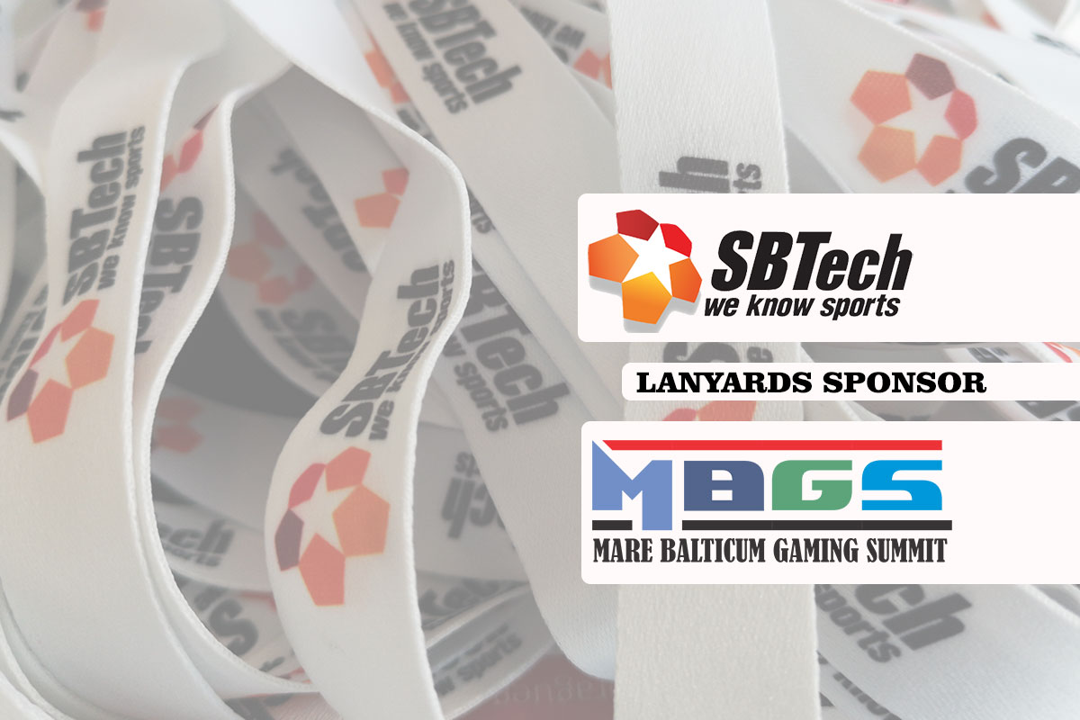 SBTech announced as Lanyards Sponsor of MARE BALTICUM Gaming Summit 2 - The Baltic and Scandinavian Gaming Summit