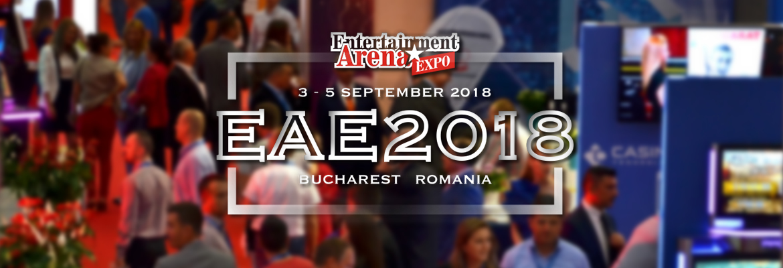 Entertainment Arena Expo 2018 Announcement