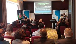 Încă un seminar de succes, organizat de Rombet, la începutul anului, în București