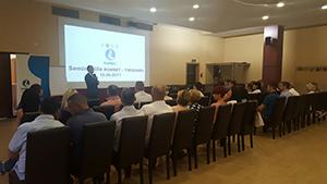 Subiecte interesante și prezență numeroasă la Timișoara, la un nou seminar Rombet